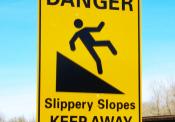 Slippery slope edited