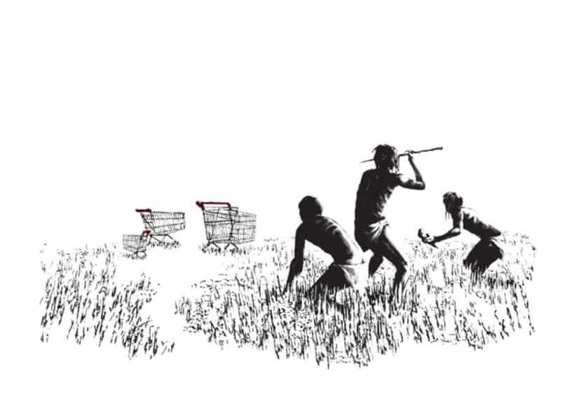 hunter gatherer shopping carts
